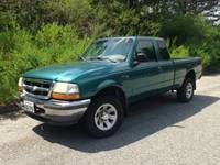 1999 Ford Ranger Extra Cab
