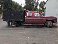 1988 Chevrolet 3500 Dually