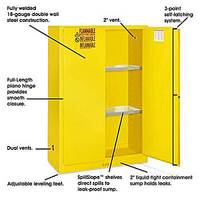 Flammable storage Cabinet 45 g...